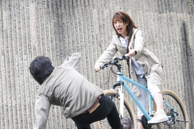 自転車事故の対応について